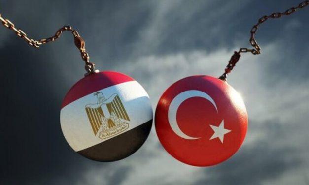 دلایل ترکیه برای احیای روابط دیپلماتیک با مصر
