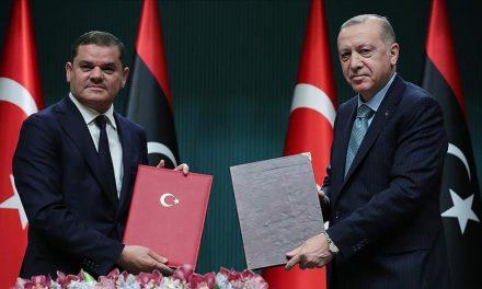 توافقات ترکیه و دولت جدید لیبی؛ احیای نقشآفرینی ترکیه در شمال آفریقا