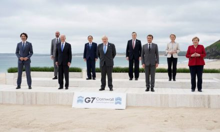 US Leadership in G7 to Prepare Plan to Counter Rise of China