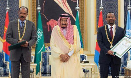 رویکرد دولتهای عربی خلیجفارس در شاخ آفریقا
