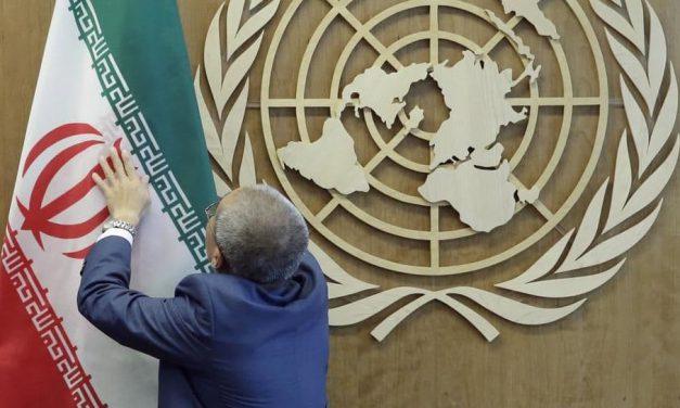 تاخیر پرداخت حق عضویت ایران به خاطر تحریم و موضع انفعالی سازمان ملل
