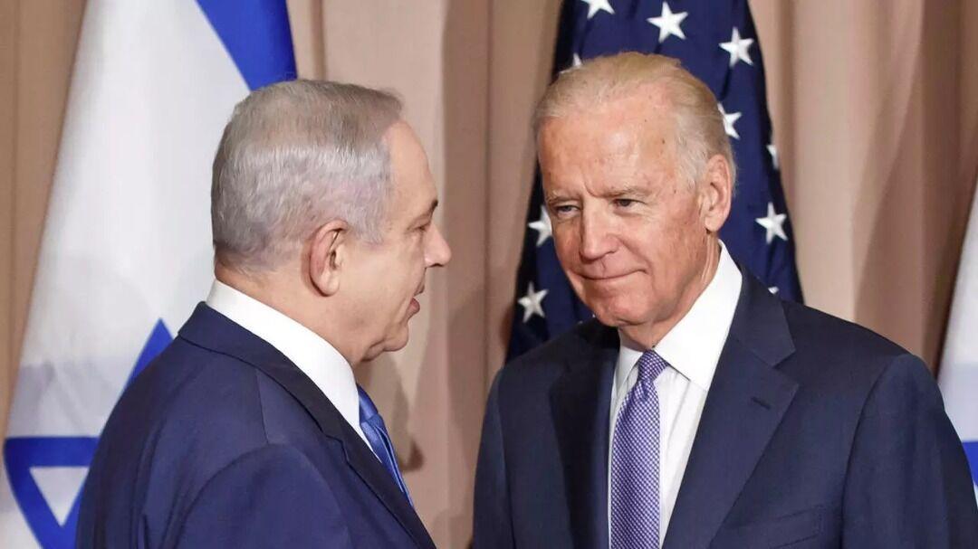 سیاست آمریکای بایدن نسبت به اسرائیل و تضعیف جایگاه نتانیاهو