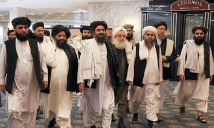 Taliban Trying to Create Atmosphere of War and Peace to Gain More Points
