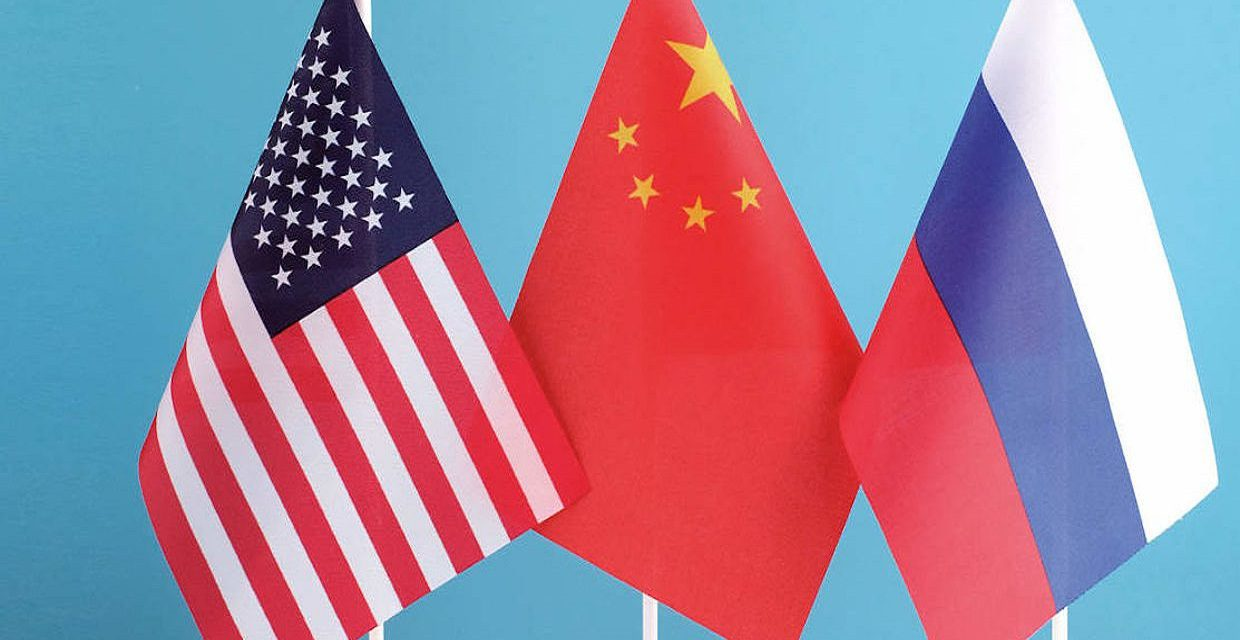 US Strategy to Prevent Russia-China Alliance