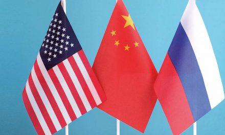 راهبرد آمریکا برای جلوگیری از اتحاد روسیه و چین