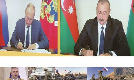 جنگ 40 روزه و «صلح روسی» در ناگورنو-قرهباغ