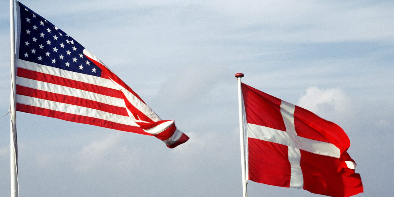 Consequences of Joint US-Danish Espionage against European Allies