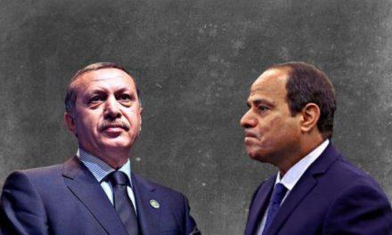 مؤلفههای نقشآفرینی مصر و ترکیه در لیبی