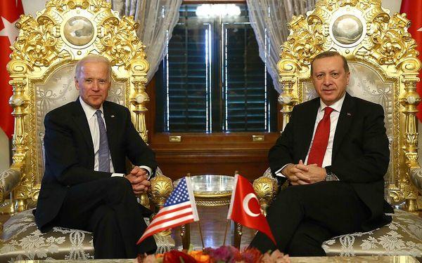 چشمانداز روابط ترکیه و آمریکا در دوره بایدن