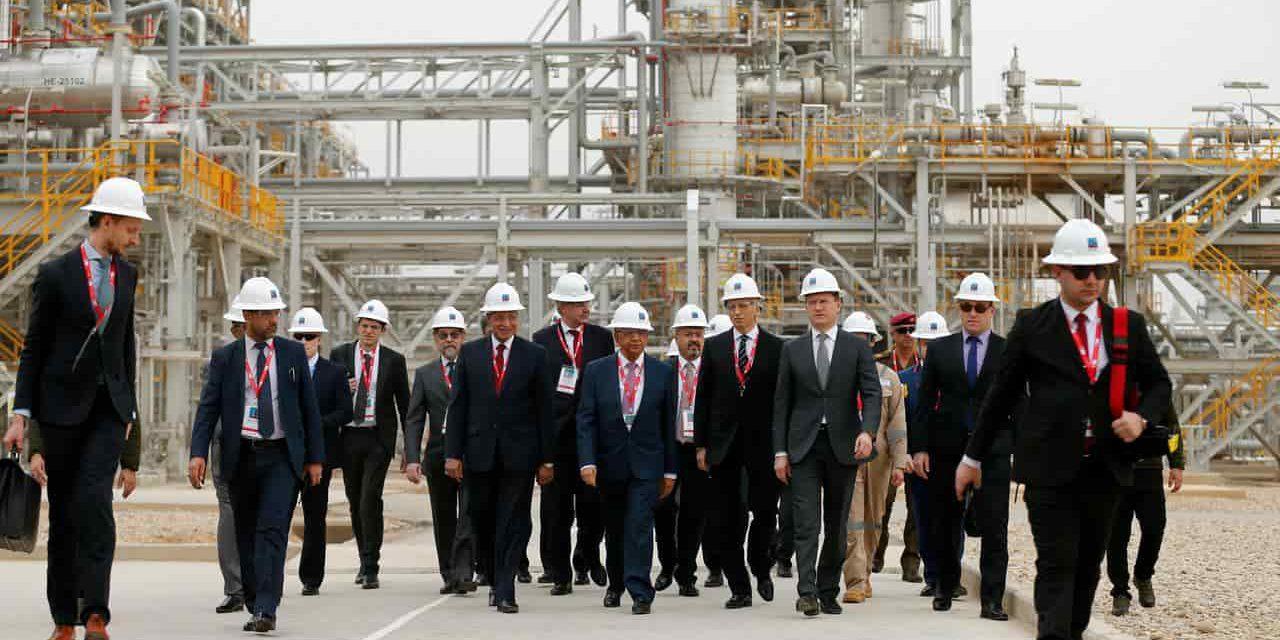 آینده همکاری روسیه و عراق در حوزه انرژی