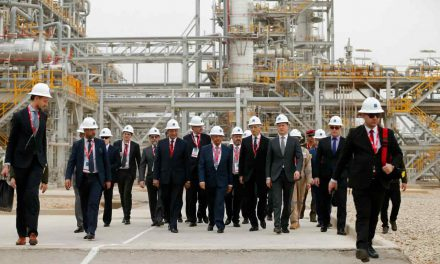 Future Cooperation of Iraq & Russia on Energy Sector