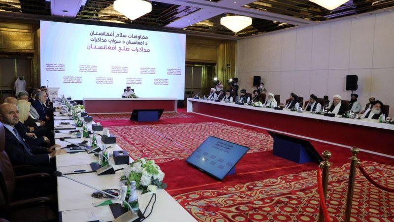 رسانهها؛ برگزاری مذاکرات صلح افغانستان در قطر و…