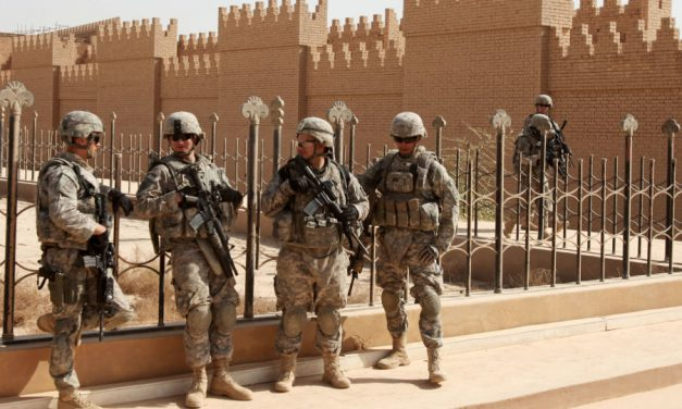اهداف راهبردی تقویت حضور ناتو در عراق