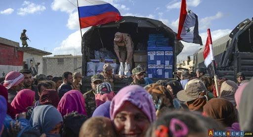 قدرت نرم روسیه در سوریه