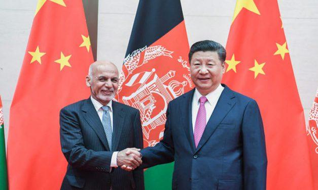 تحولات افغانستان و راهبرد چین