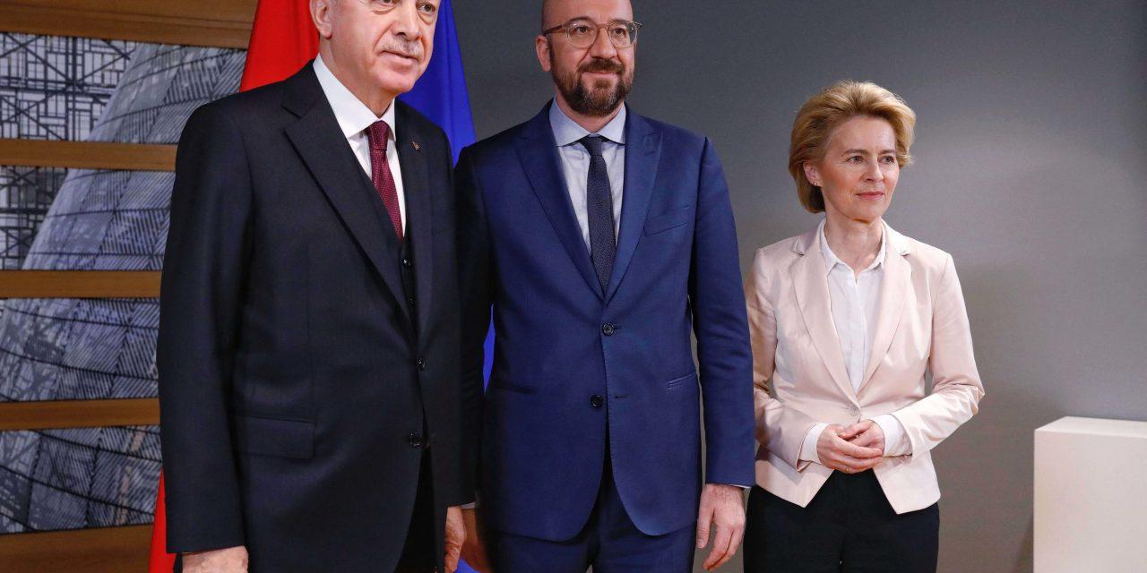 دستورکار بهبود روابط اتحادیه اروپا با ترکیه