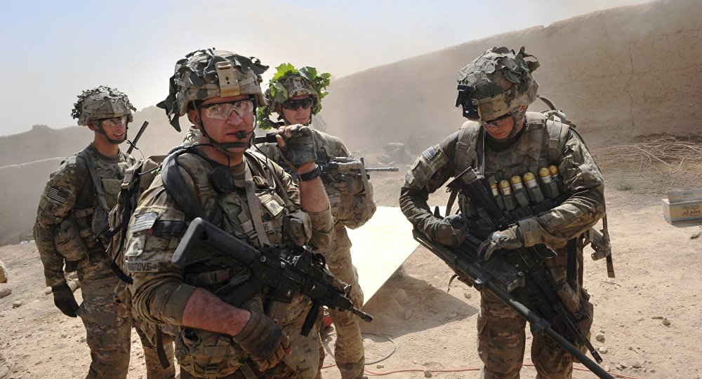 Transformation of US Presence in Afghanistan