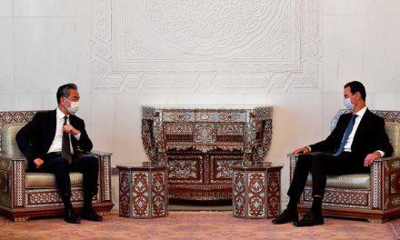 سفر وزیرخارجه چین به دمشق؛ راهبردی جدید در قبال سوریه