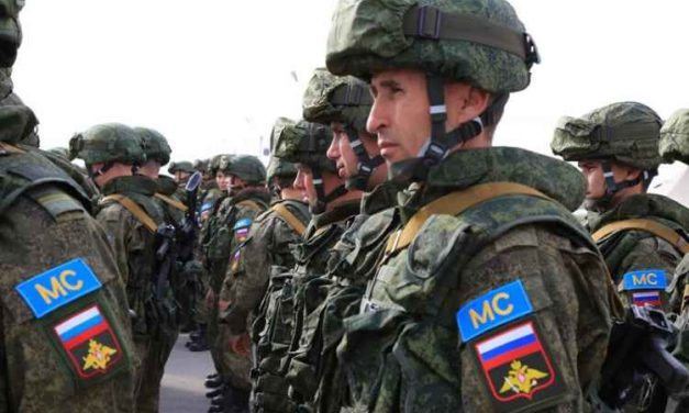 رسانهها؛آرایش نظامی روس ها در آسیای مرکزی و…