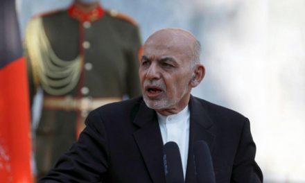 رسانهها: تاکید آمریکا بر پایان کار اشرف غنی در افغانستان و…