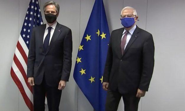 مواضع متفاوت اتحادیه اروپا – آمریکا در قبال روسیه
