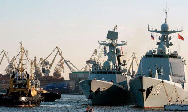 رسانهها: رزمایش دریایی ایران، روسیه و چین در خلیج فارس و…