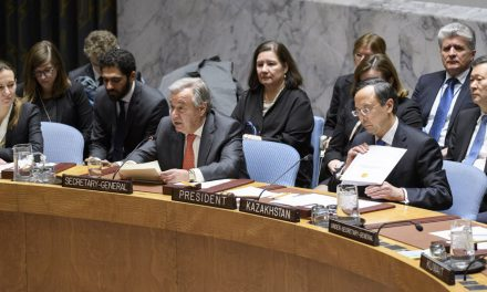 An Analysis of UNSC Sessions on Afghanistan