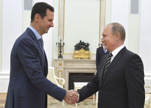 رسانهها؛سفر ناگهانی بشاراسد به مسکو و…