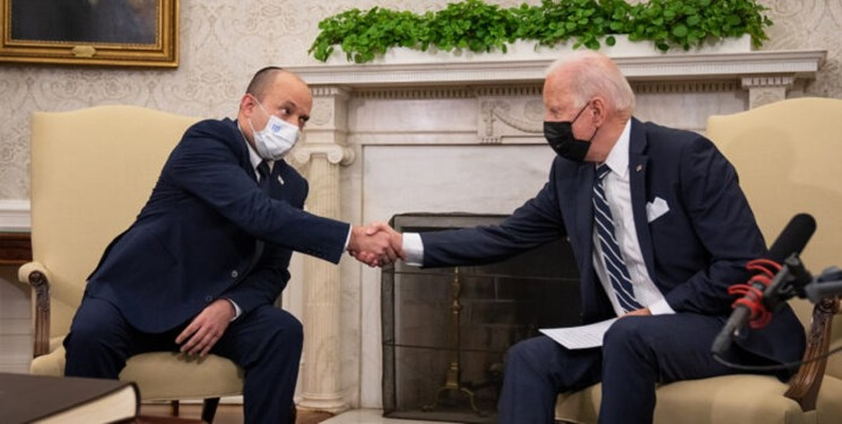 Responsibility of Biden's Silence Versus Bennett's Threats against Iran