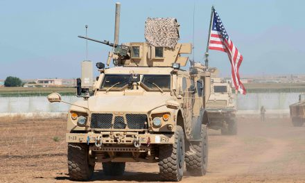 Failure of US Global Security Strategy