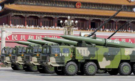 راهبرد نوین موشکی چین