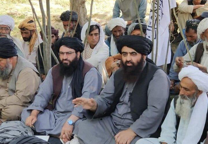 ضرورت مذاکره طالبان با مخالفان و شنیدن اعتراضات مردمی