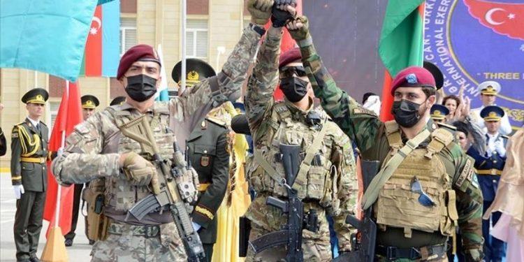 رزمایشهای مشترک ترکیه در قفقاز: اهداف و پیامدهای ژئوپلیتیک
