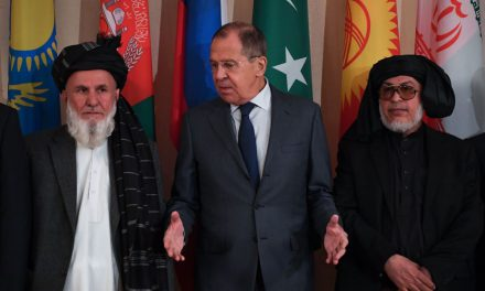 Russia and Afghanistan Crisis