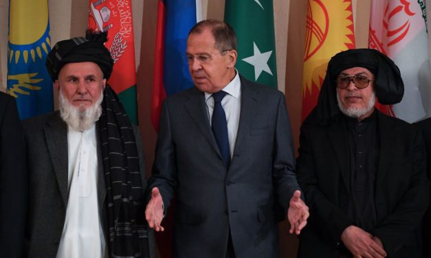 روسیه و بحران افغانستان