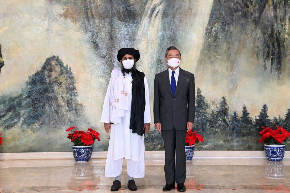 راهبرد چین در قبال طالبان