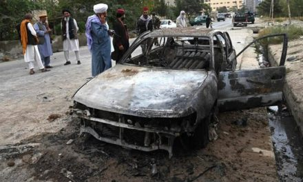 US Responsibility for Attacking Civilian Vehicle in Afghanistan, Silence Of Intl. Organizations