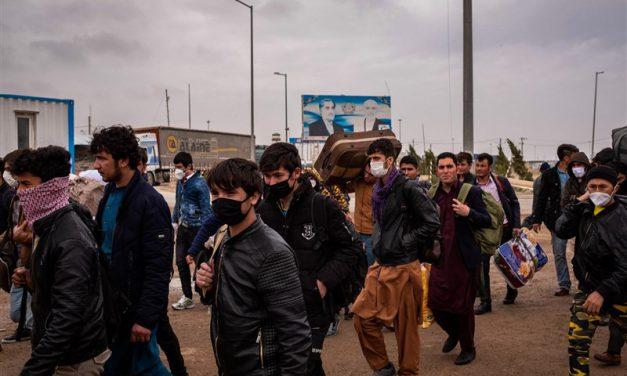 Afghan asylum seekers; Neighbors' Role & Responsibility of International Community