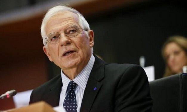 رسانهها؛ انتقاد بورل از انفعال اتحادیه اروپایی و…