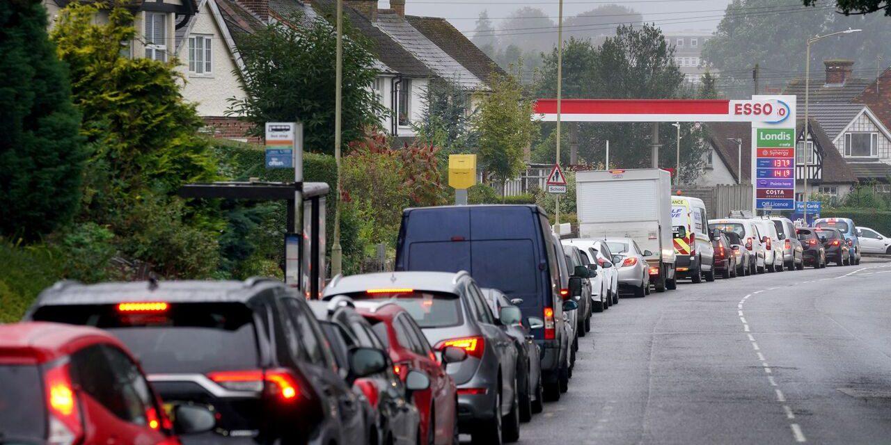 پسابرگزیت و بحران کمبود سوخت در انگلیس