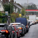 Post-Brexit and the crisis of fuel shortage in the UK
