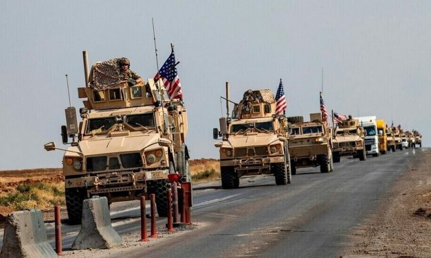 راهبرد جدید آمریکا در سوریه