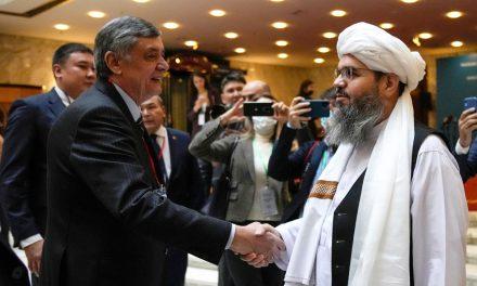 منافع چین و روسیه در افغانستان