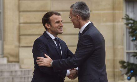 اهداف فرانسه از پیگیری راهبرد دفاع جمعی اروپا