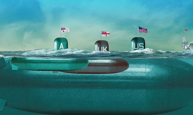 AUKUS Treaty; U.S Effort to Complete Asia-Pacific Strategy